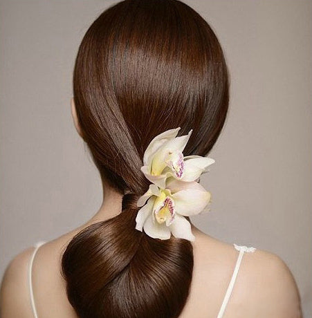 Korean Wedding Hairstyles