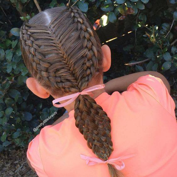 Pretty hairstyles for little girl!18