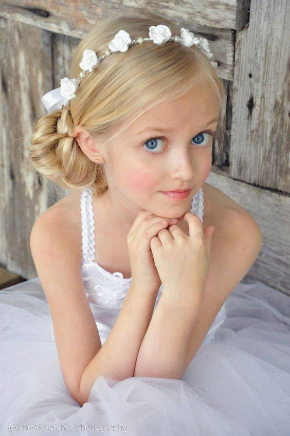 Pretty hairstyles for little girl!19