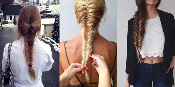 Fishtail Hairstyles Collection