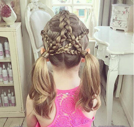 Little Princess Hairstyles No.4 (Episode 1)
