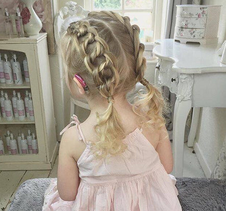 Little Princess Hairstyles No.9 (Episode 1)