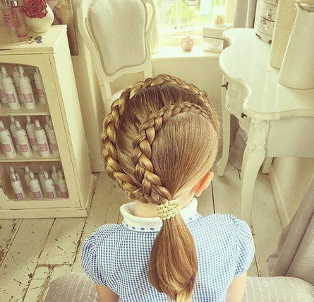 Little Princess Hairstyles No.3 (Episode 1)