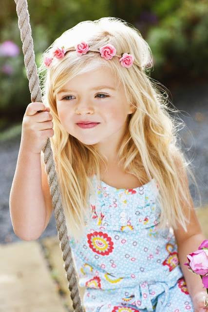 Pretty hairstyles for little girl!3