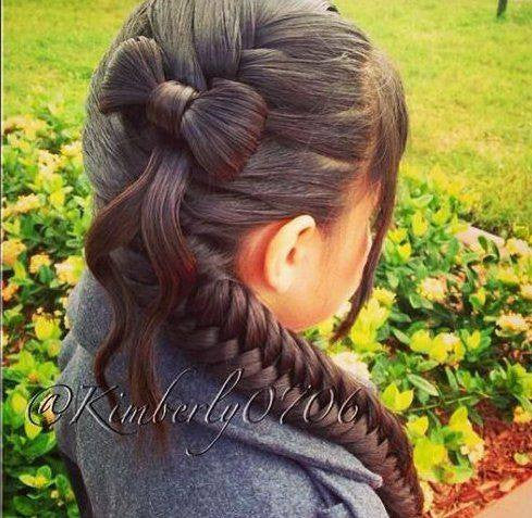 Pretty hairstyles for little girl!10