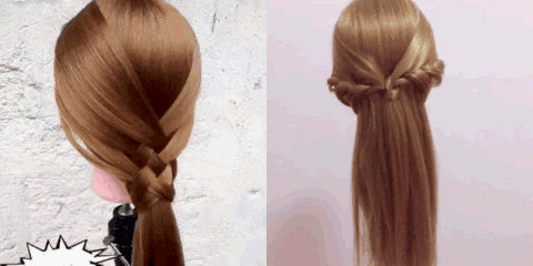 Nica hairstyles from KINGHAIR