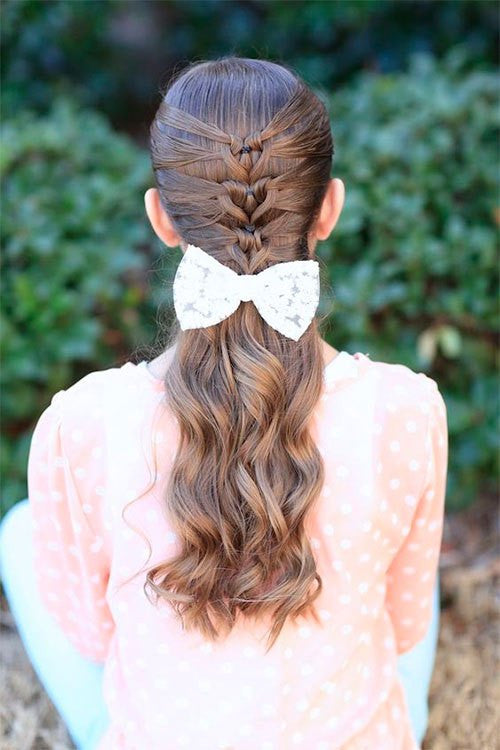Valentine's Day hairstyles 29