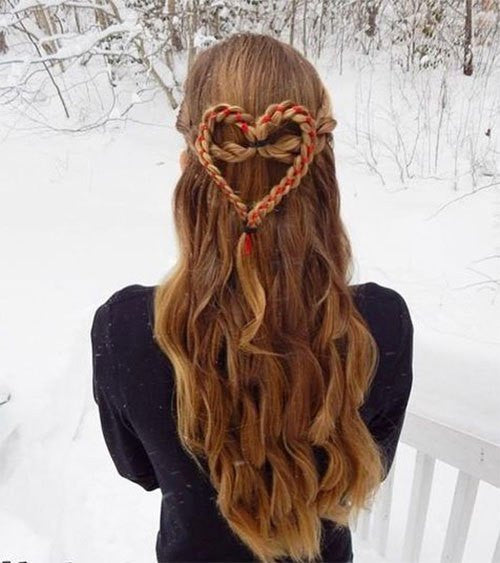 Valentine's Day hairstyles 30