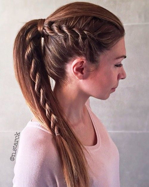 Valentine's Day hairstyles 6
