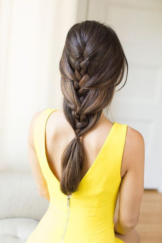 Valentine's Day hairstyles 2