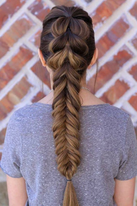 Valentine's Day hairstyles 7