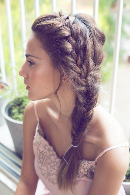 Valentine's Day hairstyles 8