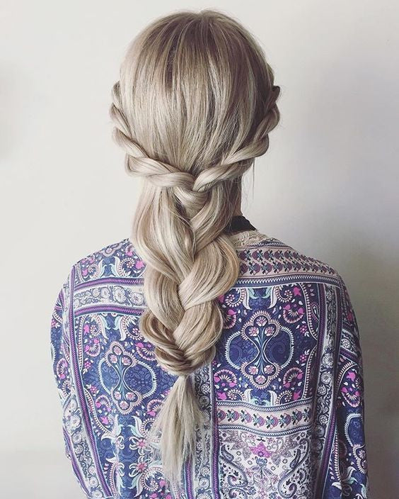 Valentine's Day hairstyles 10