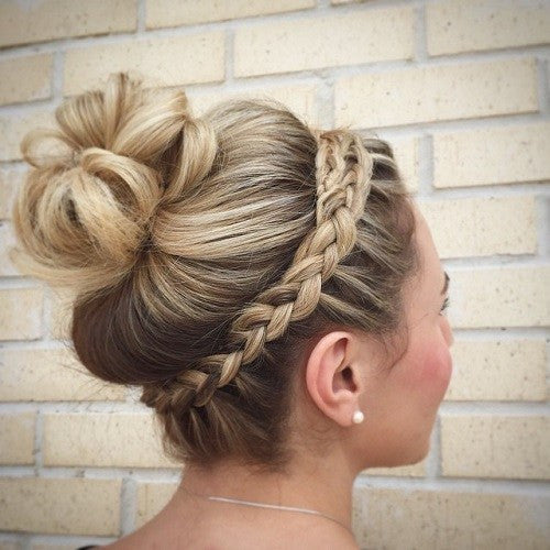Valentine's Day hairstyles 11