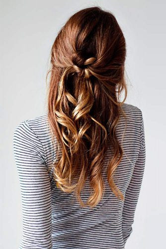 Valentine's Day hairstyles 12