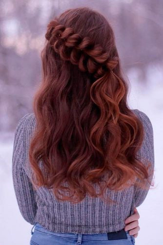 Valentine's Day hairstyles 18