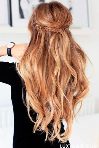Valentine's Day hairstyles 13