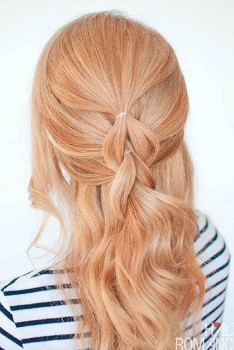 Valentine's Day hairstyles 14