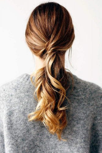 Valentine's Day hairstyles 15