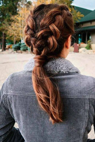 Valentine's Day hairstyles 1