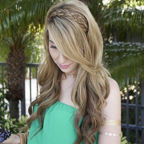 Valentine's Day hairstyles 5