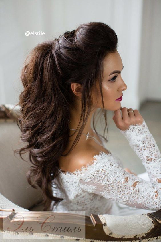 Valentine's Day hairstyles 22