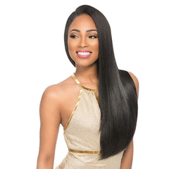 Off Black(#1B) Remy Clip In Hair Extensions