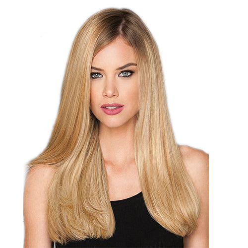Dirty blonde 18 clip in hair extensions pmusecretfo Image collections