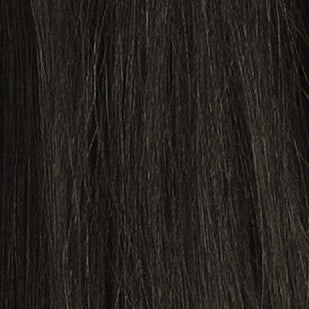 Jet Black(#1) Remy Clip In Hair Extensions - KINGHAIR