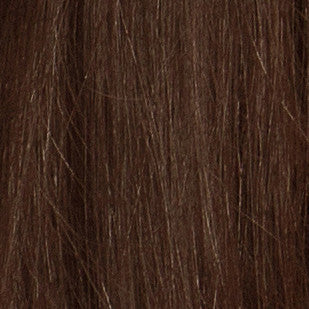 Chocolate Brown(#4) Remy Clip In Hair Extensions - KINGHAIR