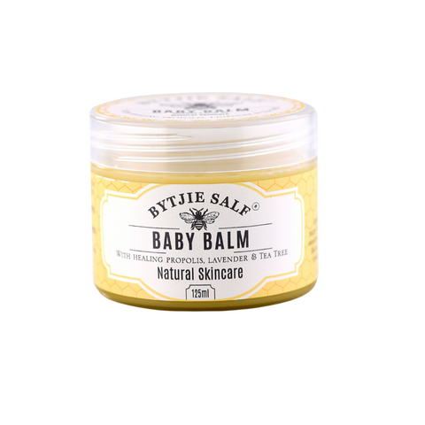 prevent and treat nappy rash. all natural baby bum balm. cloth nappy safe