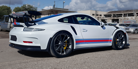 martini racing stripes