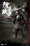 In Stock- Palm Empire Japanese Samurai Date Masamune (Standard) 1/12 Scale Figure