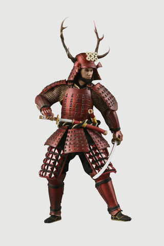 In Stock - Palm Empire Japanese Samurai Sanada Yukimura (Standard) 1/12 Scale Figure