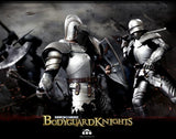 Palm Empires Bodyguard Knight 1/12 Scale Figure 2-Pack
