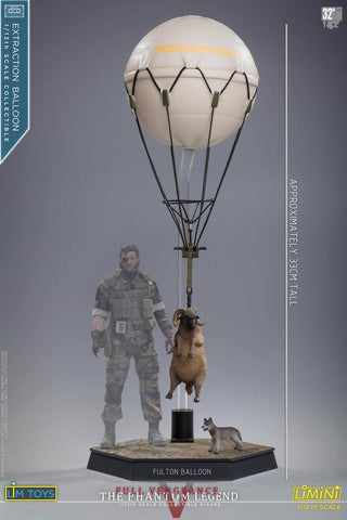 Pre-Order - LIM Toys 1/12 Scale Extraction Balloon w/ Sheep & Dog ($49.95)