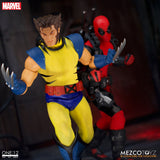 Pre-Order - Mezco One:12 Collective Deluxe Steelbox Tigerstripe Wolverine