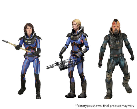 Prometheus Series 4 (3-Figure Set)