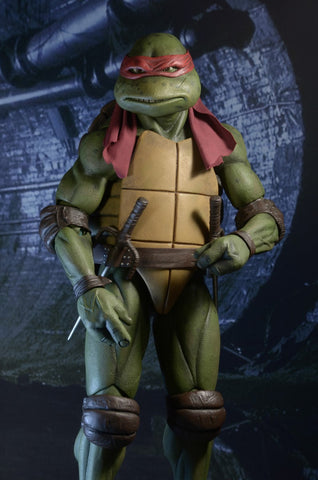 FREE SHIPPING - RAPHAEL - NECA TMNT 1/4 Scale Figure