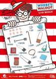 Pre-Order -  (Deluxe Version) Where's Waldo 1/12th Scale Action Figure