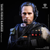 PRE-ORDER - US Military Special Force 1/12 Scale Figure – (ASOC) Operation Gothic Serpent – LW002