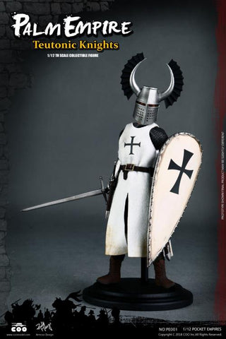 In stock - Palm Empire (Teutonic Knight) 1/12 Scale Figure