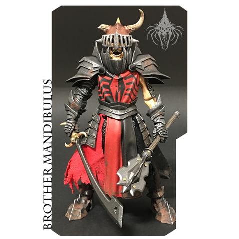 PRE-ORDER - Mythic Legions - Brother Mandibulus