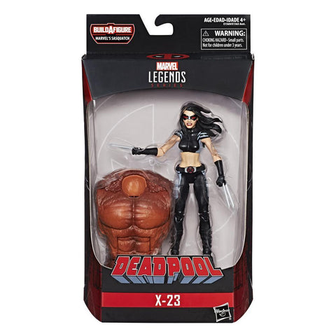 Marvel Legends X-23 (6-Inch Scale Figure)