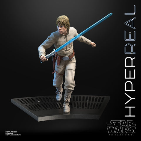Pre-Order - Star Wars Black Series Hyperreal Luke Skywalker ($79.95)