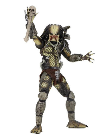 Predator 30th Anniversary - Jungle Hunter Unmasked Predator Figure