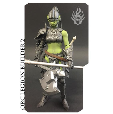 Mythic Legions - Orc Legion Builder