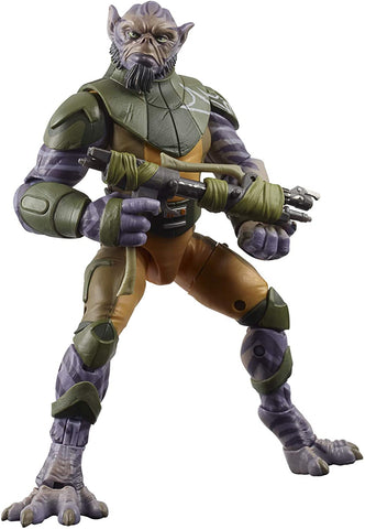 Star Wars Black Series Rebels - Deluxe Zeb 6-Inch Figure