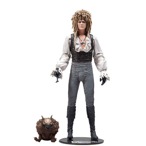 In Stock! McFarlane Toys Labyrinth Dance Magic Jareth Action Figure