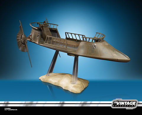 Star Wars: The Vintage Collection Desert Skiff
